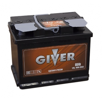 Giver 60L (450A 242x175x190)