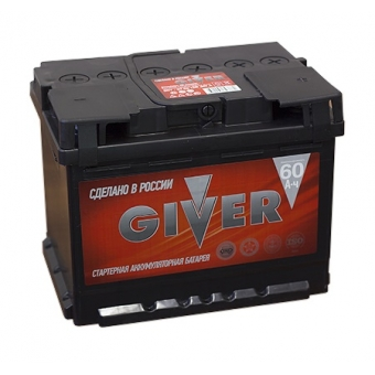 Giver 60R (480A 242x175x190)
