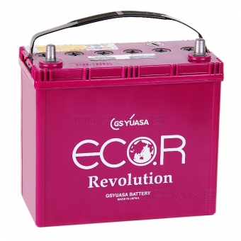 GS Yuasa ER-75B24L N-65 (50R 520A 238x128x227) ECO.R Revolution Start-Stop